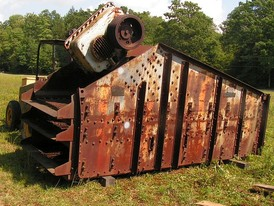 Allis Chalmers 5 x 14-3 Deck Screen