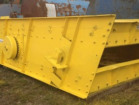 Allis Chalmers 8 x 20-2 Incline Screen