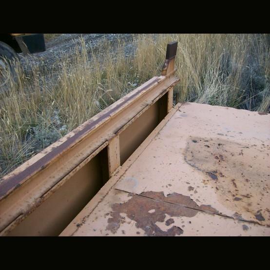 60 ft  Steel Beam Bridge For Sale | Used Steel Beam Bridge
