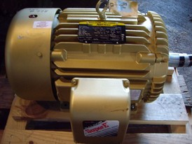 Baldor-Reliance Super E 30 HP Motor