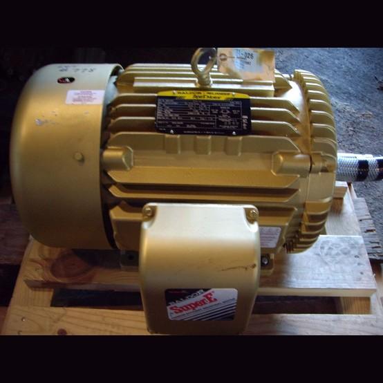 Proveedor de motor baldor reliance super e de 30 hp a for Baldor reliance super e motor