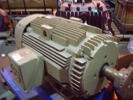 General Electric 150 HP Motor