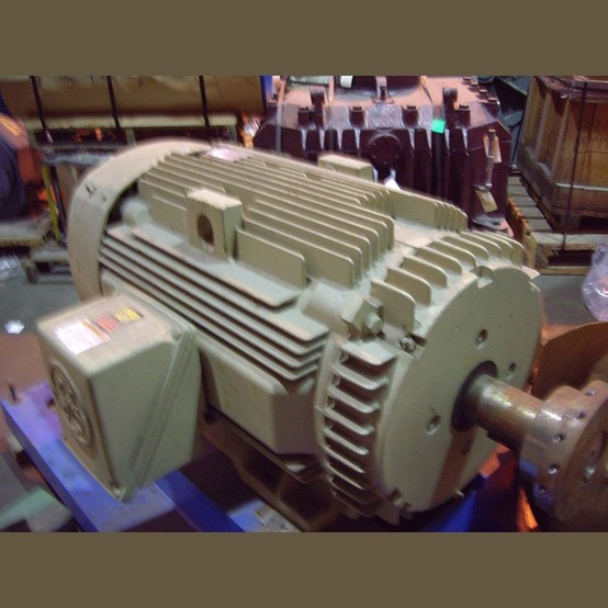 General Electric Motor Supplier Worldwide Used General