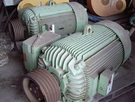 US Electrical 200 HP Motor