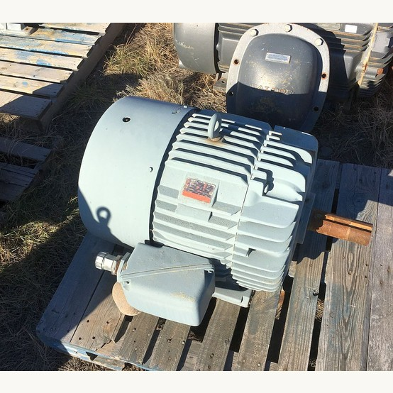 Used General Electric 60 Hp Motor For Sale