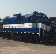 Diesel Operated Locomotives