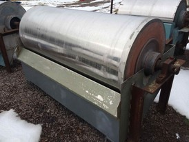 Eriez 30 x 72 Wet Drum Magnetic Separator