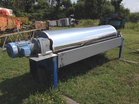 Stearns 30 x 120 Wet Drum Magnetic Separators