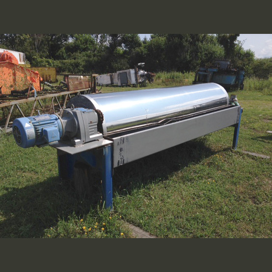 Stearns Magnetic Seperator Supplier Worldwide Used