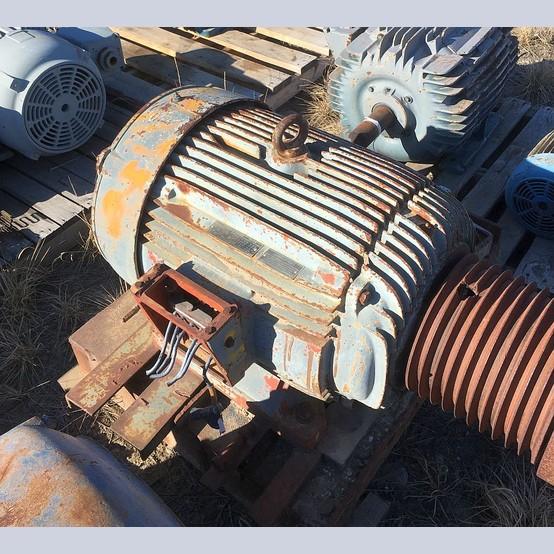 Used Baldor 150 Hp Motor For Sale