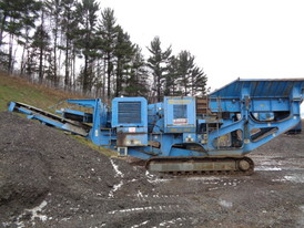 Pegson Jaw Crusher Plant