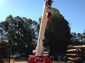 FMC Linkbelt HSP-8040 Mobile Crane