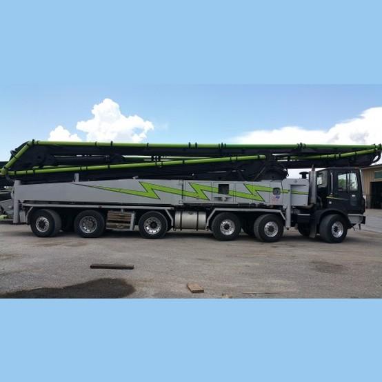 Schwing Concrete Pump Truck Supplier Worldwide Used 2004