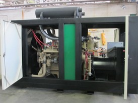 Cummins 450 kW Natural Gas Generator Set