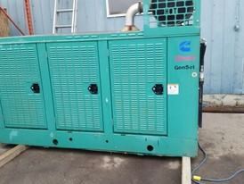 Cummins Onan 125 kW Natural Gas Generator Set
