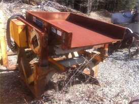 Eriez 42 x 72 Vibrating Feeder