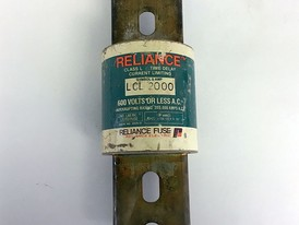 Reliance Class L 2000 Amp Fuse