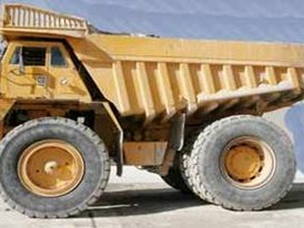 Caterpillar 777B Rock Truck
