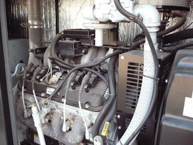 MTU 100 kW Natural Gas Generator Set