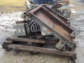 Carrier 36 x 60 Vibrating Pan Feeders