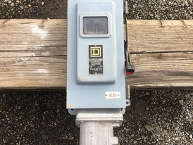 Square D 60 Amp Welding Disconnect