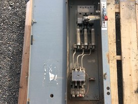 Westinghouse Size 4 Combination Starter