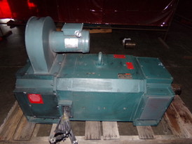Reliance 400 HP Super RPM DC Motor