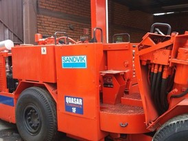 New and Used Underground Jumbo Drills for Sale