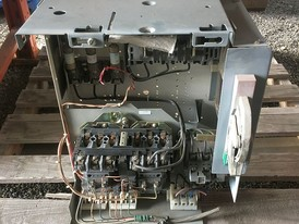 "Allen Bradley 2100 Series 18"" Fused Bucket"