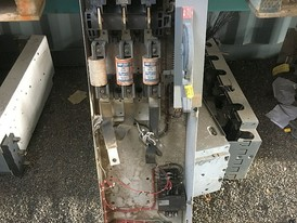 "Allen Bradley 2100 Series 48"" Fused Bucket"