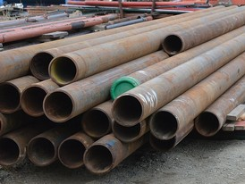 8 in Steel Pipe