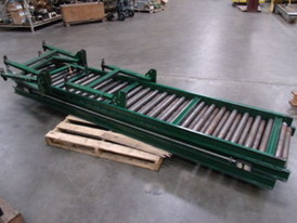Gravity Roller 22 in. x 10 ft. Conveyor