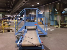 Hytrol 24 in. x 14.5 ft. Channel Conveyor