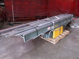 Hytrol 24 in. x 10 ft. Roller Conveyor