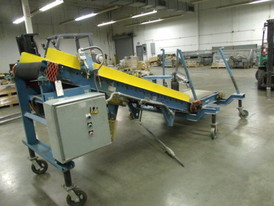 SECC Incline Transfer Conveyor