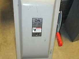 Siemens 100 Amp Non-Fused Disconnect