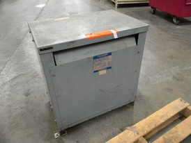Sylvania 51 kVA Power Transformer