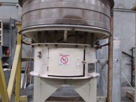 Kason K48-1BT-SS Circular Screener