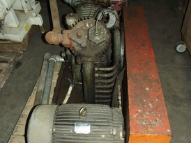 Gardner Denver 125 PSI Compressor