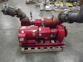 Bell & Gossett 6 inch Pump Package