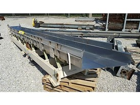 Cardwell 24 in. x 24 ft. SS Vibrating Conveyor