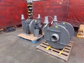 Italsime 4 kW (6 hp) High Pressure Blower