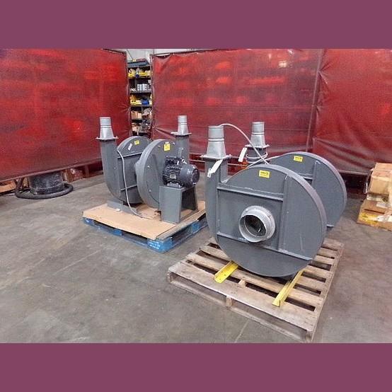 Hi Pressure Blower : Italsime high pressure blower used kw hp