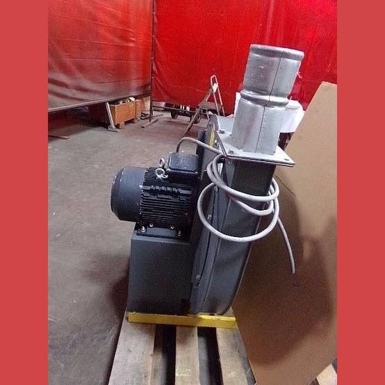 High Rpm High Pressure Blowers : Italsime high pressure blower used kw hp