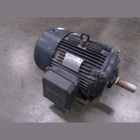 Leeson Motor Supplier Wordlwide Used Leeson 20 Hp Motor