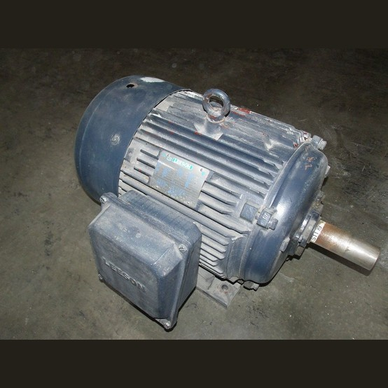 leeson motor supplier wordlwide used leeson 20 hp motor
