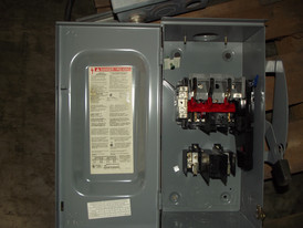 Square D 100 Amp General Duty Safety Switch