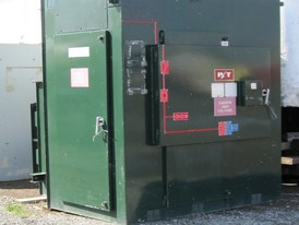 Pioneer 750 kVA Transformer with 15 kV Switchgear