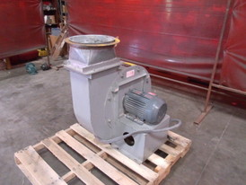Aerovent Model 20 Upblast Blower