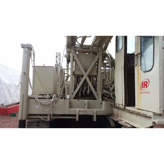 Ingersoll Rand Rotary Blast Hole Drill Supplier Worldwide